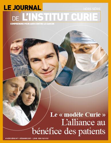 Le Journal de l'Institut Curie - Hors-série n°7 - Décembre 20